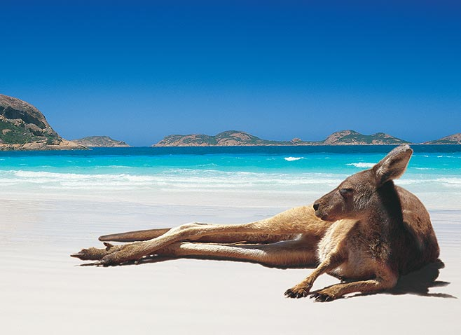 vacances australie