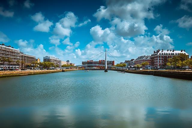 Le havre ville de Normandie et de France