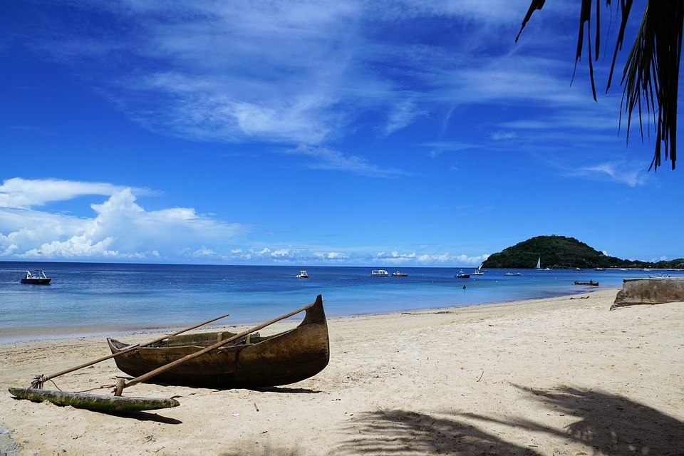 dans le nord de Madagascar