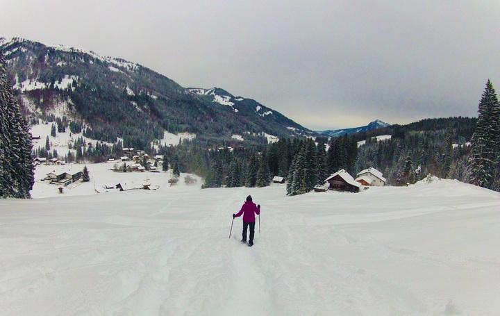 neige montagne ski