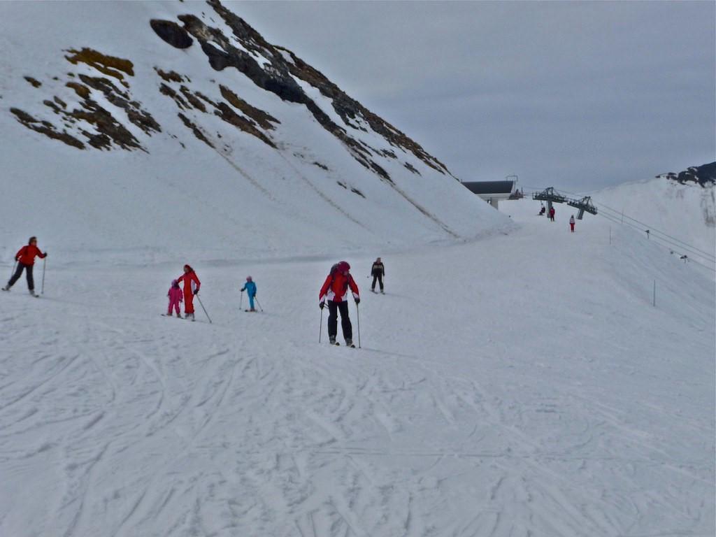 les gets ski